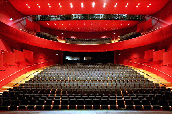 Britain's Best Architects for Theatres
